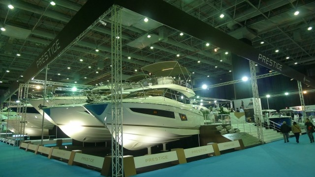BOATSHOW-FEIRLINE-1980M2 UYGULAMA POLİNORM